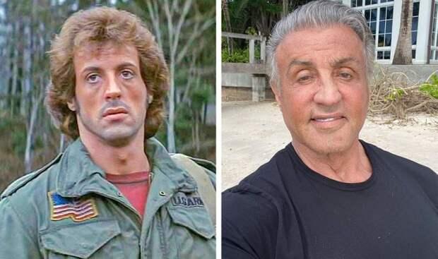 Звезды боевиков 80- и 90-х: как они выглядят сейчас