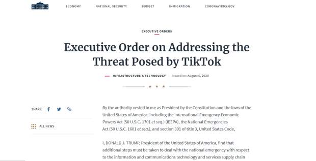 Так будет с каждым: Неизвестный победитель войны за TikTok