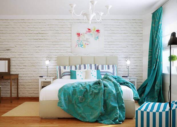 Особенности оформления спальной комнаты