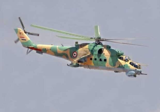 «AMN»: Россия передала ВВС Сирии новые боевые самолёты
