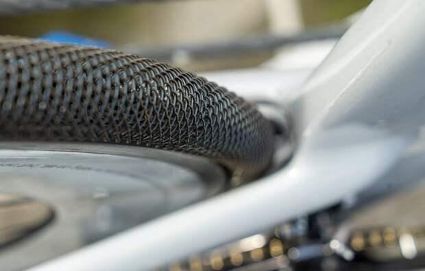 NASA адаптировали для велосипедов колеса от марсоходов