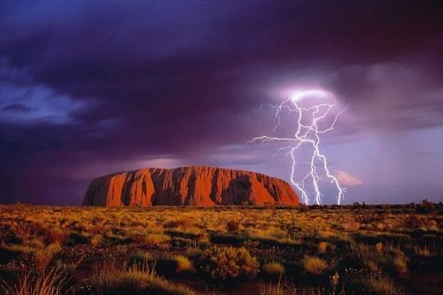 Улуру – тайна австралийской пустыни