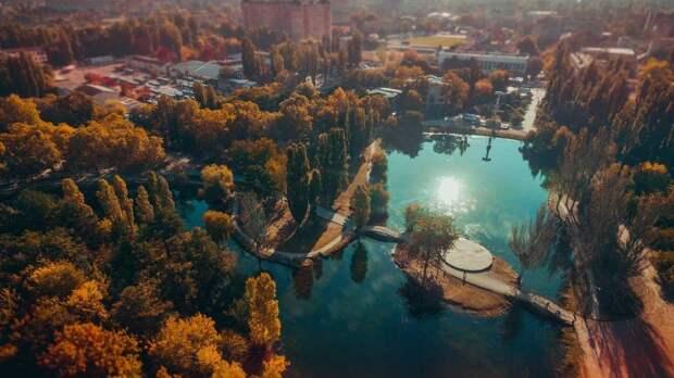 Симферопольцы могут прогосоловать за изменения в Гагаринском парке. Опрос