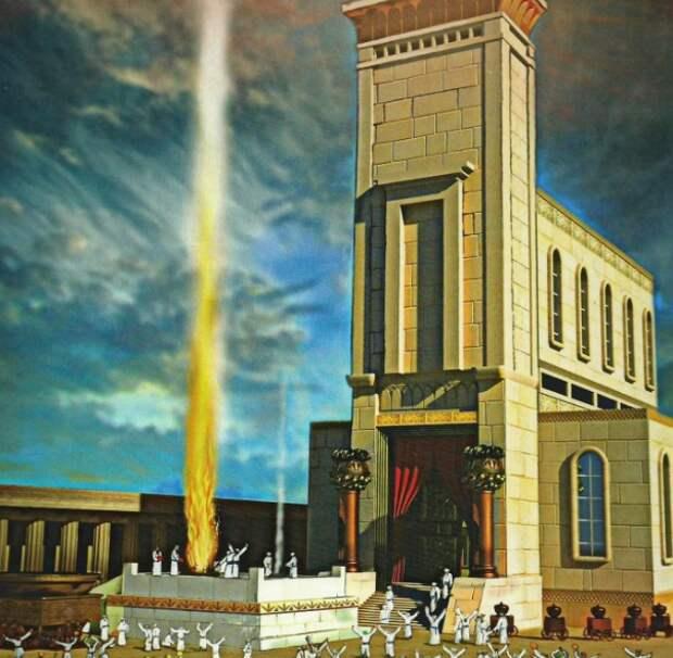 Храм Соломона воссоздадут перед концом света