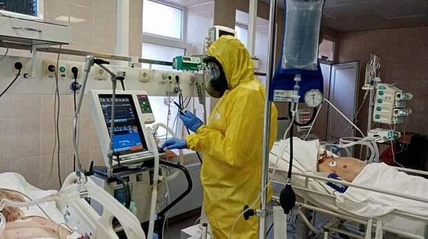 В Краснодарском крае с начала пандемии скончались больше тысячи человек
