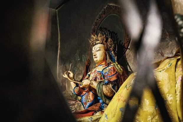 Dzhokang30 В поисках волшебства: Лхаса