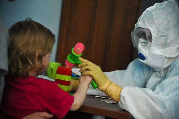 Шестеро детей заразились неизвестным вирусом под Волгоградом