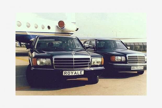 Как сделать Mercedes-Benz S-класса намного шире и не вызвать ни у кого подозрений mercedes, mercedes-benz, авто, автотюнинг, лимузин, тюнинг