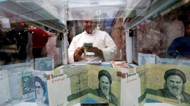 Иран «нагнал» туман: страна возвращается кперсидской денежной единице