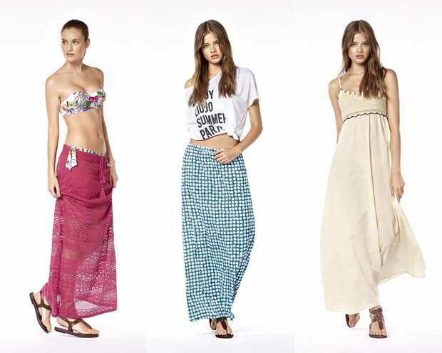 Пляжная мода: коллекция 2016 от Liu Jo