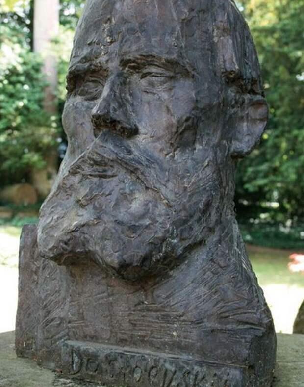 14. Памятник Федору Достоевскому памятники, ссср