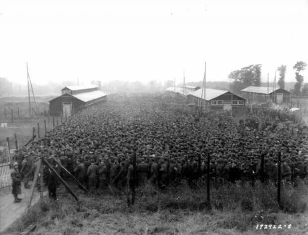 Как жилось немецким пленным в СССР