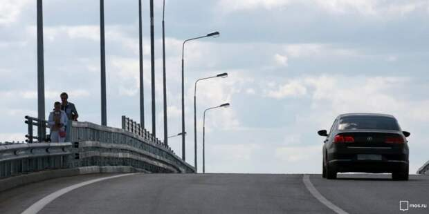 Собянин рассказал о благоустройстве вылетной магистрали от Таганки до Липецкой. Фото: Д. Гришкин mos.ru