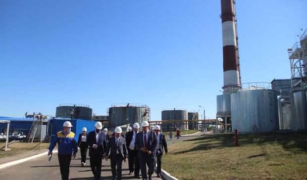 Замглавы Минстроя РФи«Квадра» обсудили готовность Курской области кхолодам