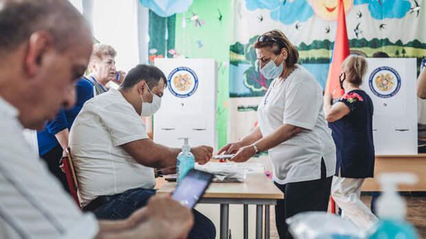В Армении готовятся к волнениям. Объявлены первые итоги выборов