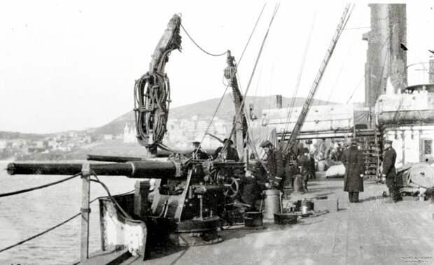 Горе от ума. О методиках сосредоточения артиллерийского огня на одной цели в Русско-японской войне