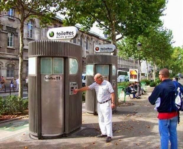 Наши за границей: коварные туалеты Европы