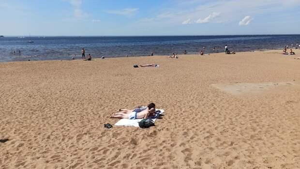 Петербург может установить четвертый температурный рекорд подряд