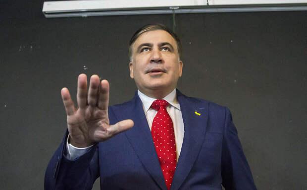 Саакашвили рассказал о «первой победе Путина» после войны 2008 года