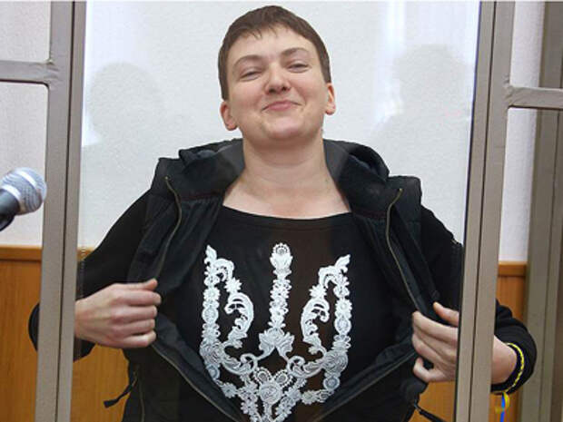 Савченко убили и подменили двойником!