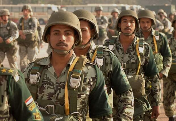 Anadolu: в Сирию прибыли 150 военных советников из Египта