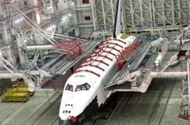 Советский «Буран» помог китайцам взять новую космическую высоту