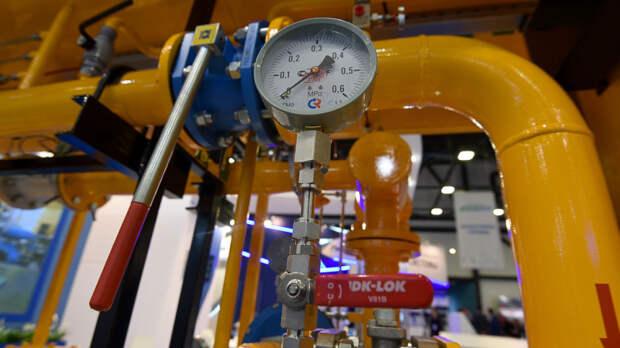 """""""Газпром"""" ожидает более интенсивного режима закачки газа в ЕС летом"""