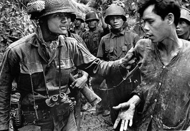 Ужасы Вьетнамской войны