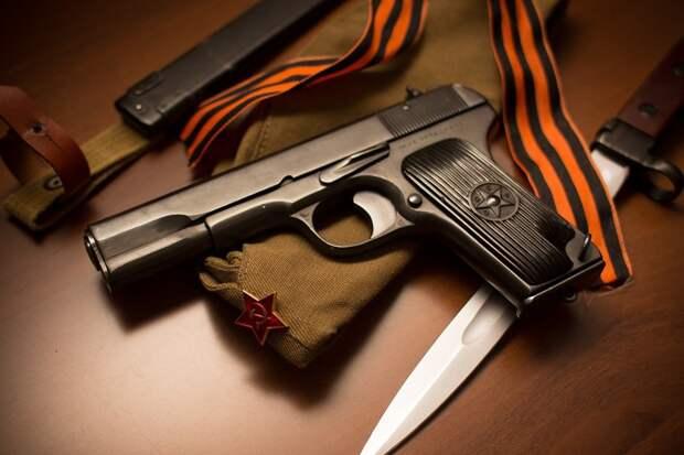 За что ТТ стал любимым оружием преступного мира