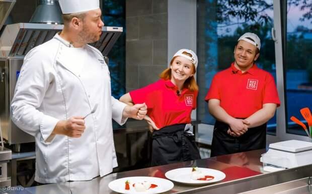 В МГУПП прошла кулинарная битва среди школьников
