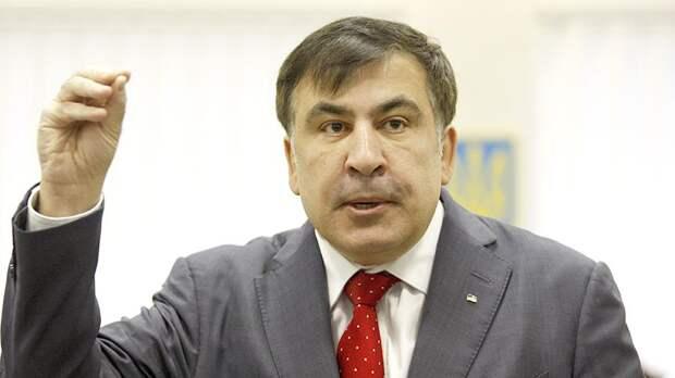 Саакашвили нашел альтернативу для Украины после запуска «Северного потока-2»
