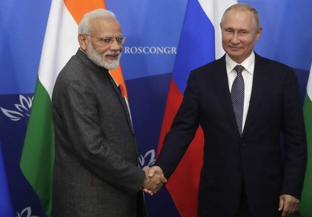 Назло США: Россия и Индия установили новый рекорд в сфере военно-технического сотрудничества