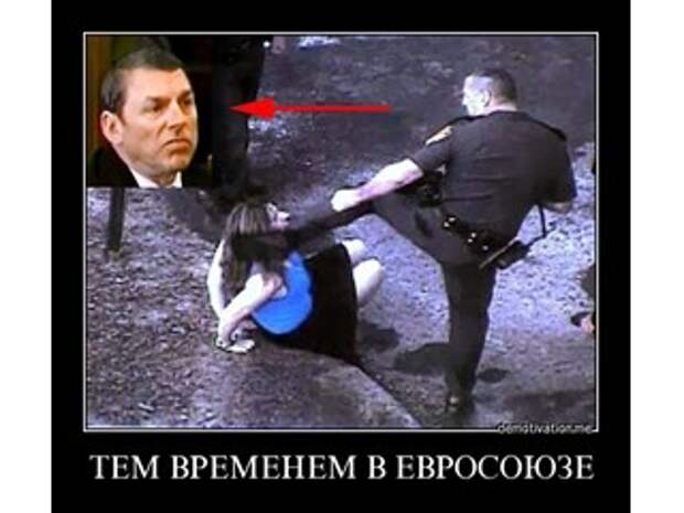 Хук справа: Россия передала ОБСЕ материалы о насилии полиции в отношении протестующих в Европе