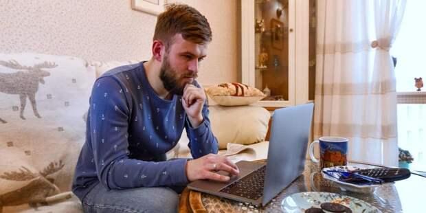 Сергей Собянин рассказал о благотворительном сервисе mos.ru. Фото: Ю. Иванко mos.ru