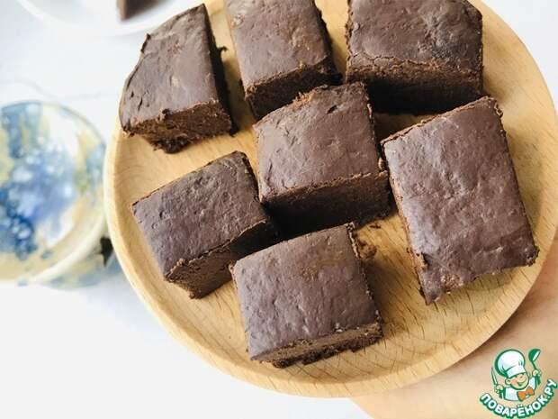 Десерт без муки и сахара