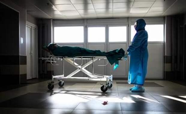 Всем молчать: Почему о больных коронавирусом говорят бухгалтеры, а не врачи