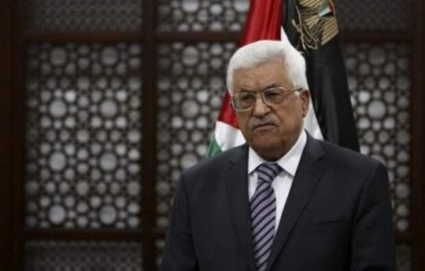Палестина обвинила США впланах низложить Аббаса иего правительство