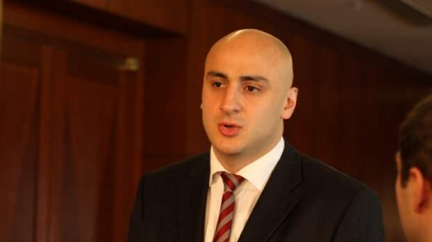 Русофоба Мелию задержали прямо в штабе партии