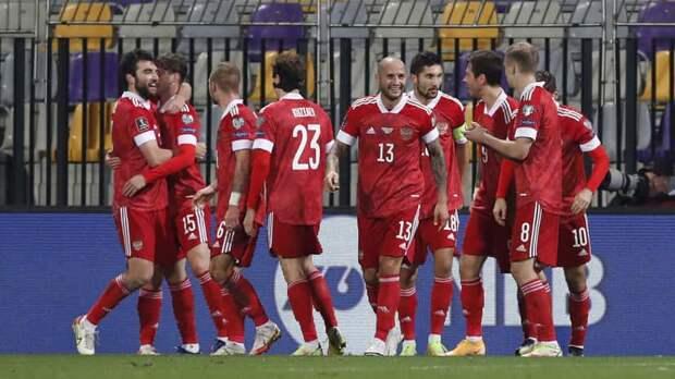 Некоторые подробности победы российской сборной над Словенией в матче отбора ЧМ-2022