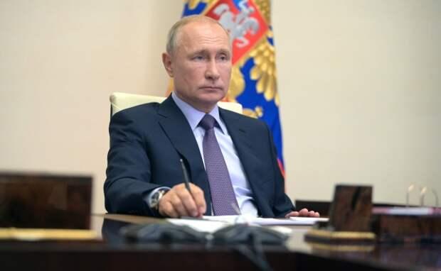Владимир Путин (2020)| Фото: kremlin.ru
