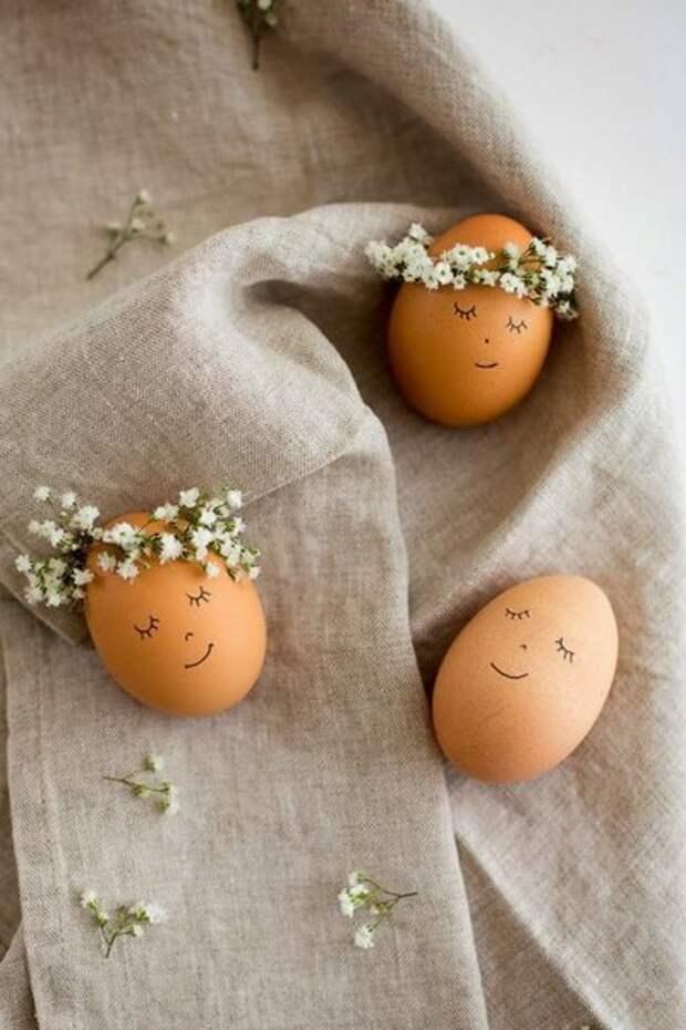 Красим яйца к Пасхе: 20 очень красивых идей