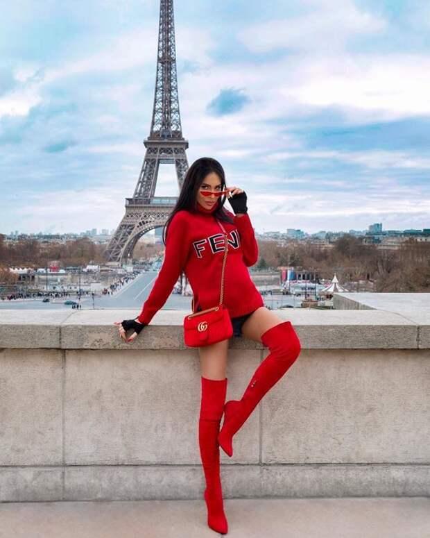 Ужасы соцсетей: самые безвкусно одетые фешен-блогеры Инстаграма