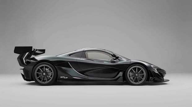 Слава королю: McLaren P1 LM – новый чемпион Нюрбургринга
