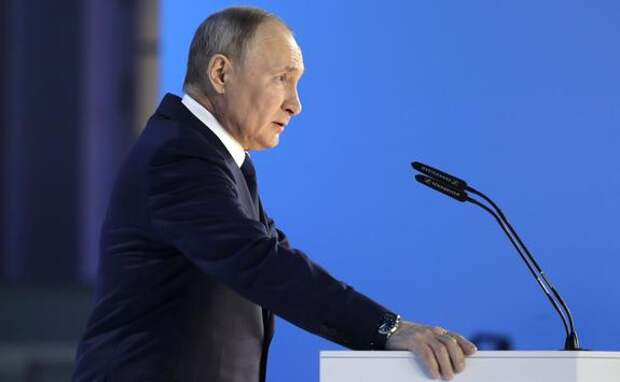 Путин поручил назначить выплаты детям, растущим в неполных семьях