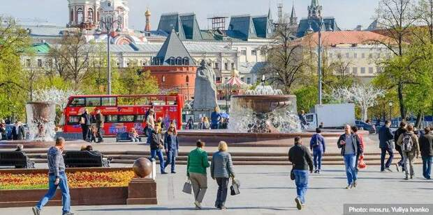 Сергунина рассказала о бесплатных консультациях для пользователей Russpass. Фото: Юлия Иванко mos.ru