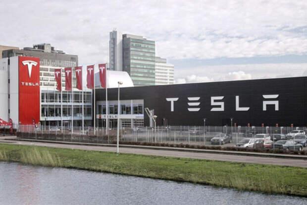 Tesla КНР