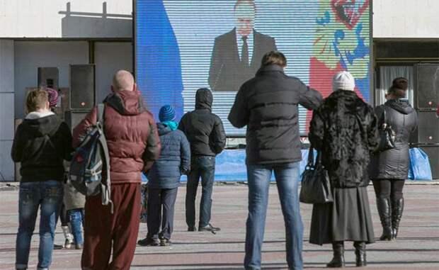 Народ простит Путину пенсионную реформу за то, что поднял Россию с колен