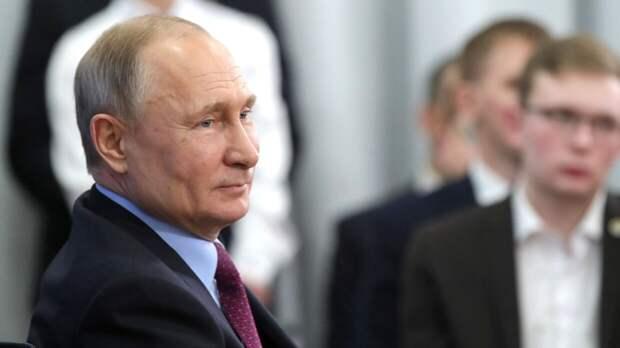 Журналисты из США объяснили, как «маневр» Путина может спасти мировой капитал от кризиса