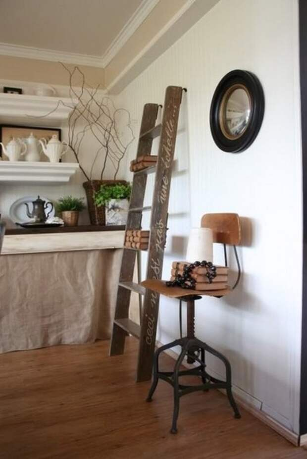 Лестница: идеи для домашнего интерьера