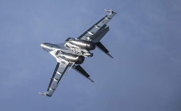 """Мрии Пентагона """"F-15 будет пачками отправлять в могилу экипажи русских Су-35"""" Господство в воздухе опирается не только на солидный бюджет"""